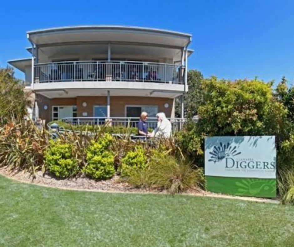 Illawarra Diggers Aged Care